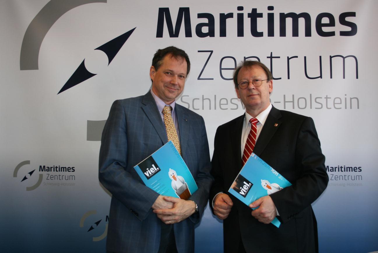 FH Kiel und FH Flensburg gründen Maritimes Zentrum