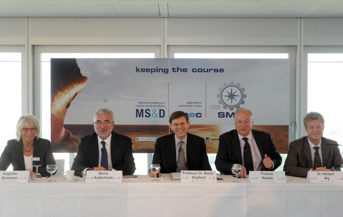 500 Experten beim zweiten SMM Offshore Dialogue erwartet