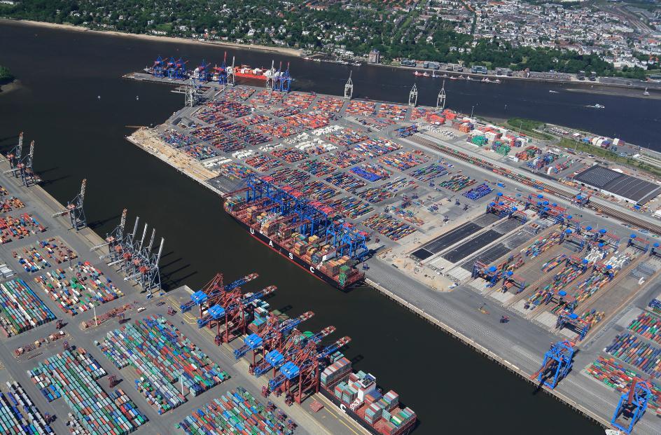 OECD präsentiert Studie zum Hamburger Hafen