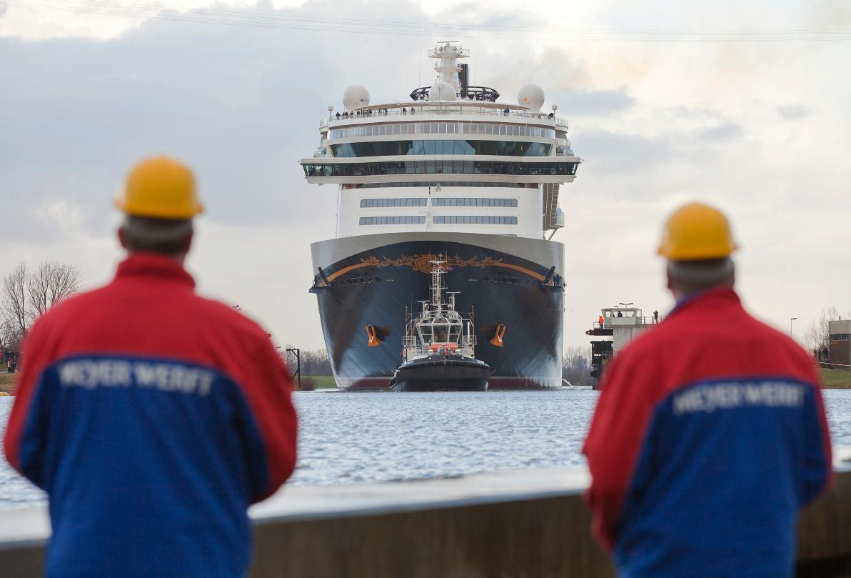 Stimmung in der maritimen Wirtschaft hellt sich auf
