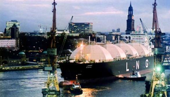 Marine Service präsentiert LNG Tank Container auf der SMM