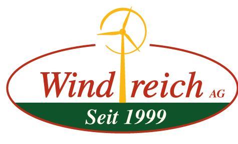 Windreich zieht durch