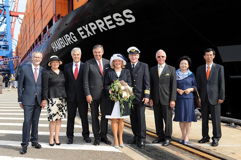 Hapag-Lloyd tauft Hamburg Express