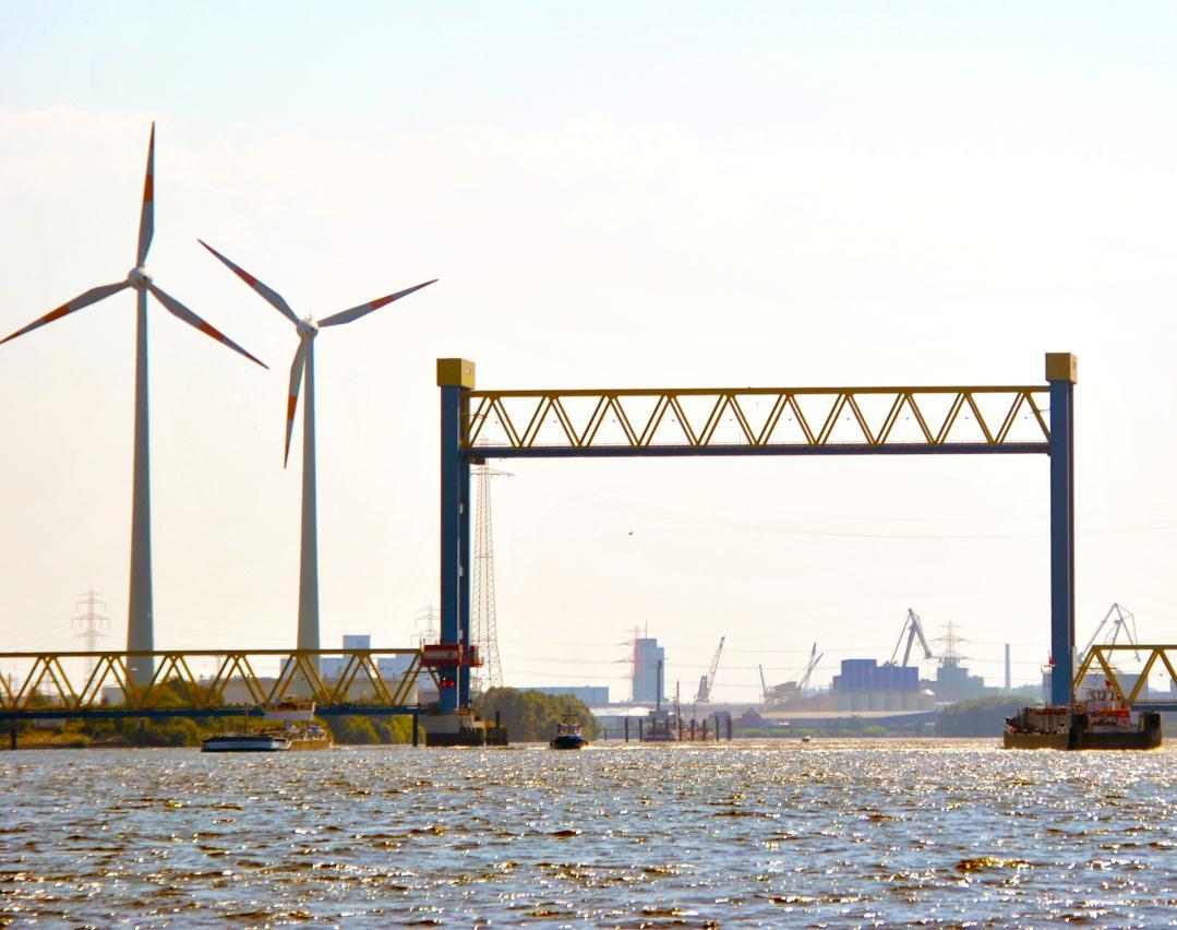 Kattwykbrücke für drei Monate gesperrt