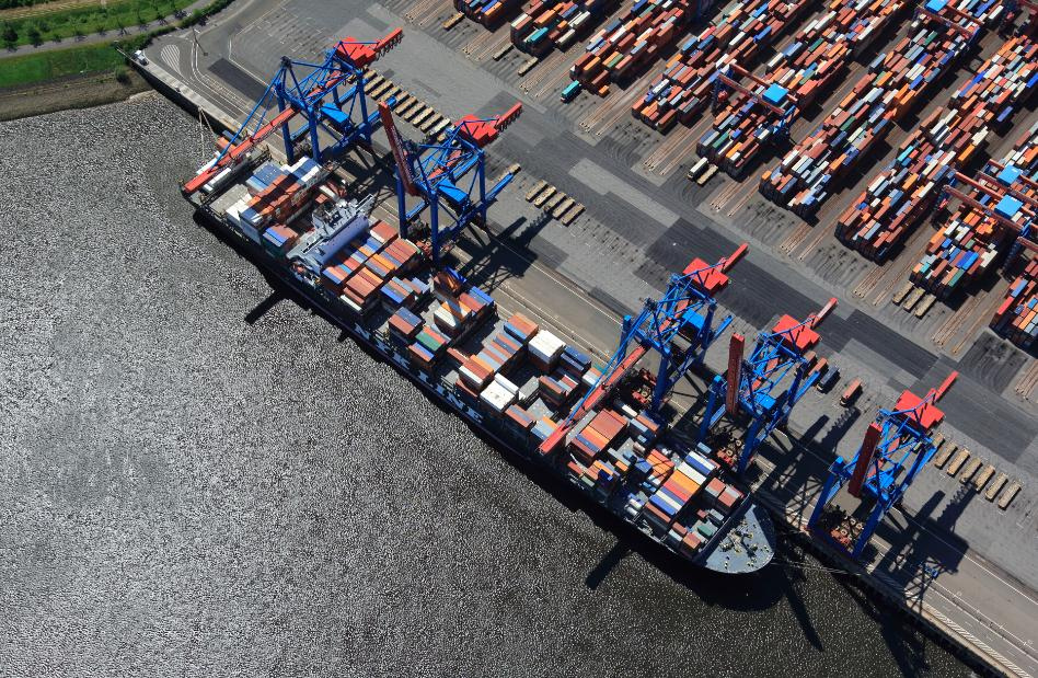 Intelligente IT‐Plattform optimiert Importprozesse im Hamburger Hafen