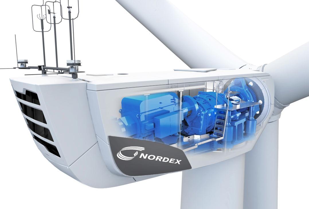 Nordex zieht positive Bilanz der HusumWind 2012