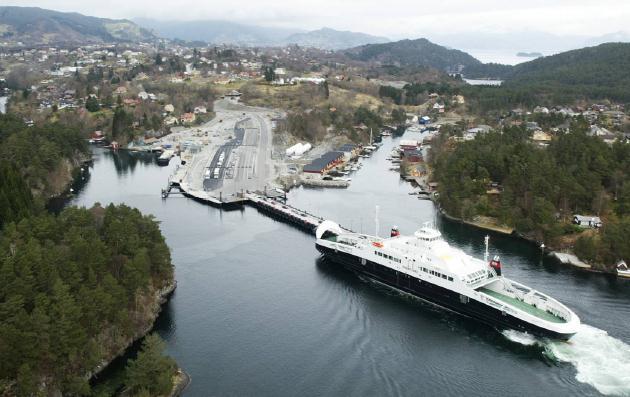 Deutsche maritime Branche rüstet sich für LNG