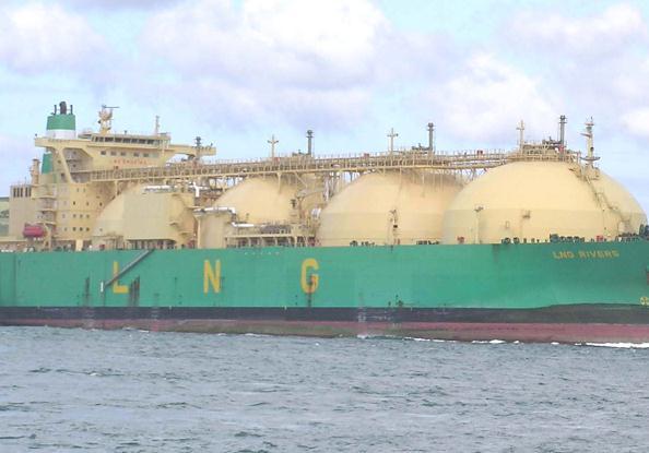 Flüssiggas als Schiffstreibstoff der Zukunft