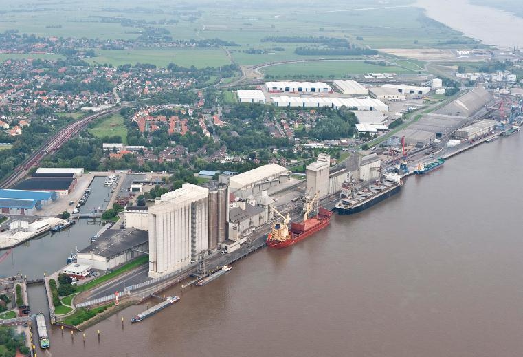 Niedersächsische Seehäfen steigern Umschlagsvolumen