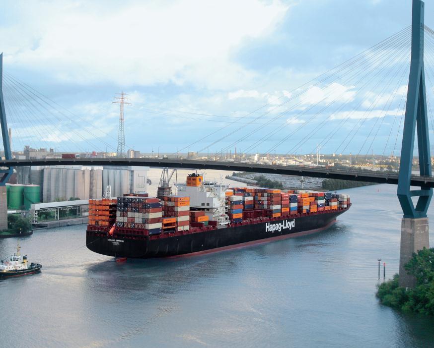 Nur jedes dritte Containerschiff verdient Geld