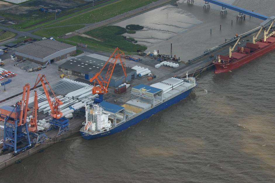Grünes Licht für Offshore-Hafen Brunsbüttel