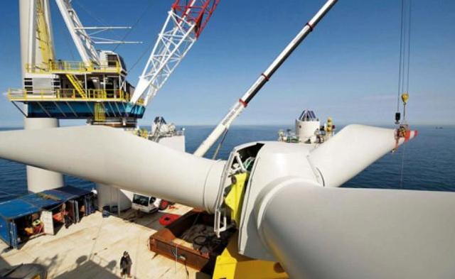 Türme und Gründungen bei Windenergieanlagen