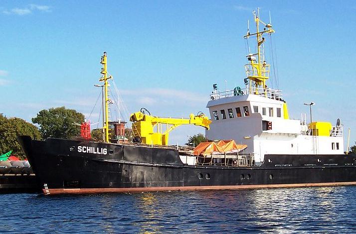 Neuer Tonnenleger für das Wasser- und Schifffahrtsamt nimmt in Kürze seine Arbeit auf